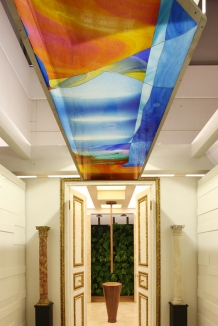 FIERA soffitti VETRATE hotel